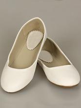 гладкие балетки айвори цвета в интернет-магазине найти