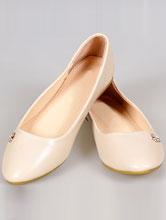 купить свадебные балетки 41, 42, 43 размера цвета айвори, с доставкой и в салоне, москва
