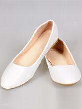 купить белые свадебные балетки 41, 42, 43 размера, с доставкой и в салоне, москва