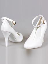 свадебные туфли с застежкой, купить, каталог