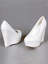 свадебная обувь на танкетке, каталог, фото