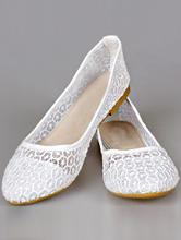 белые балетки для невесты купить в интернет-магазине, цена