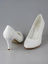 обувь на свадьбу, классические белые свадебные туфли, фото, цены, каталог, 2017