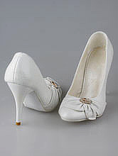 свадебная обувь, белые свадебные туфли с серебристым оттенком, фото, цены, интернет-магазин