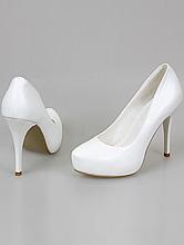 свадебная обувь для невесты купить в москве, свадебные туфли на высоком каблуке фото с ценами
